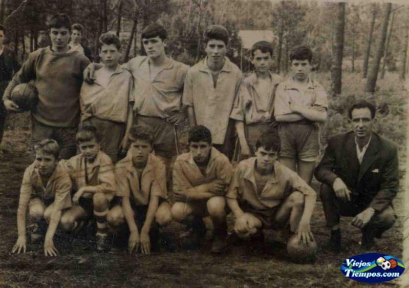 El Cerceda. 1963 - 1964