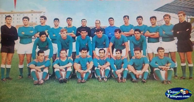 Club Ferrol. 1967 - 1968