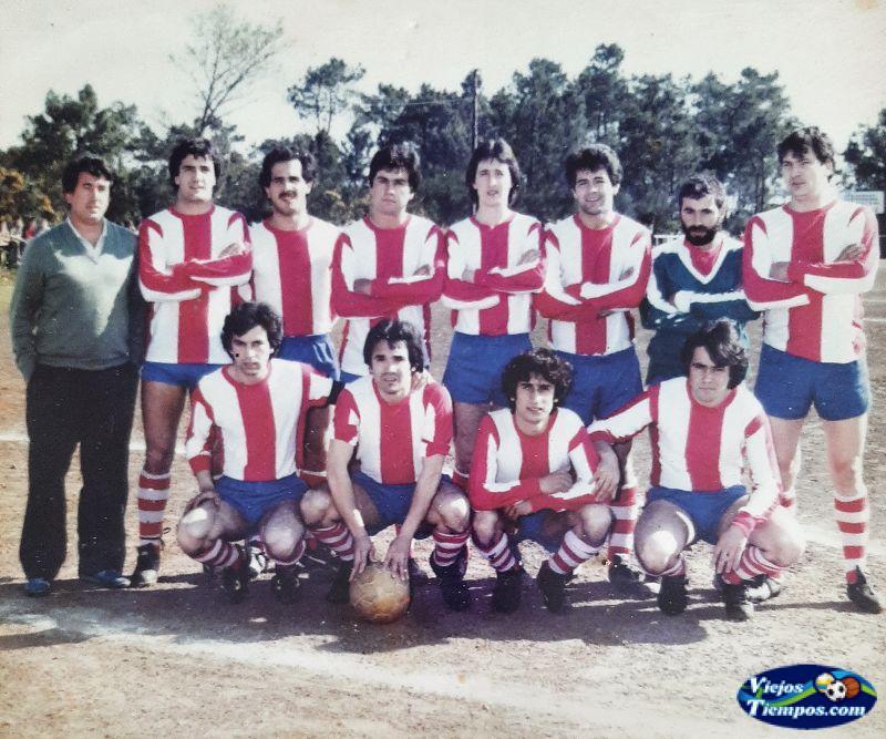 Mesón do Vento Club de Fútbol. 1981 - 1982