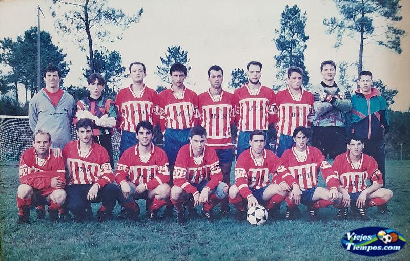 Mesón do Vento Club de Fútbol. 1994 - 1995
