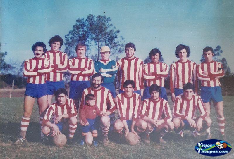 Mesón do Vento Club de Fútbol. 1979 - 1980