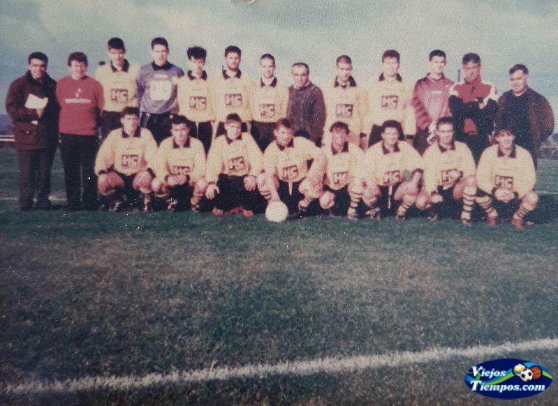 Encrobas Club de Fútbol. 1998 - 1999