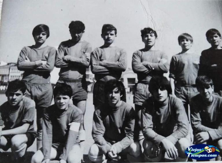 Sociedad Juvenil Cultural Deportiva San Pablo. 1971 - 1972