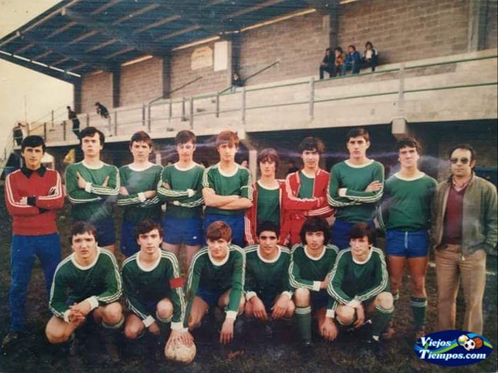 Sociedad Deportiva Club Órdenes. 1974 - 1975