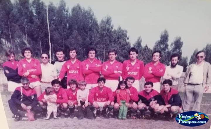 Sociedad Deportiva Club Órdenes. 1982 - 1983