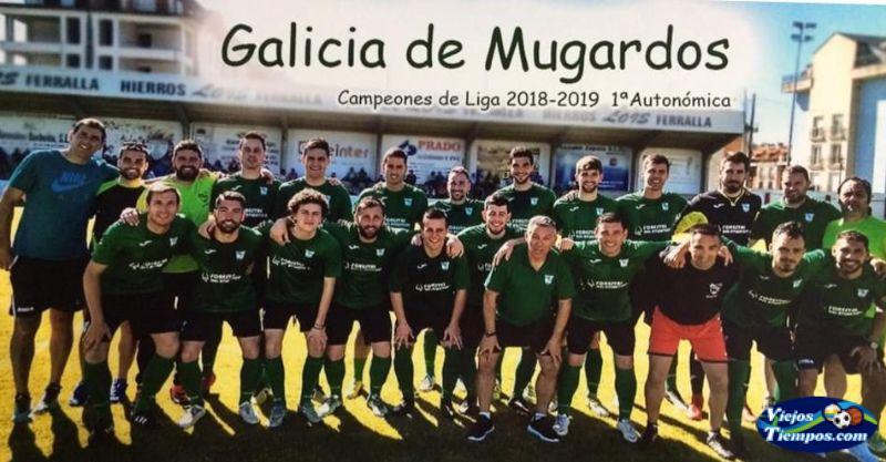 Sociedad Deportiva Cultural Galicia de Mugardos. 2018 - 2019