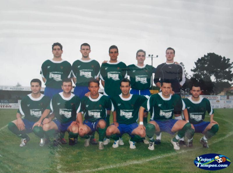 Sociedad Deportiva Club Órdenes. 2005 - 2006