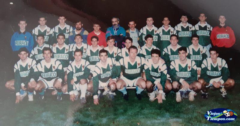 Sociedad Deportiva Club Órdenes. 1993 - 1994