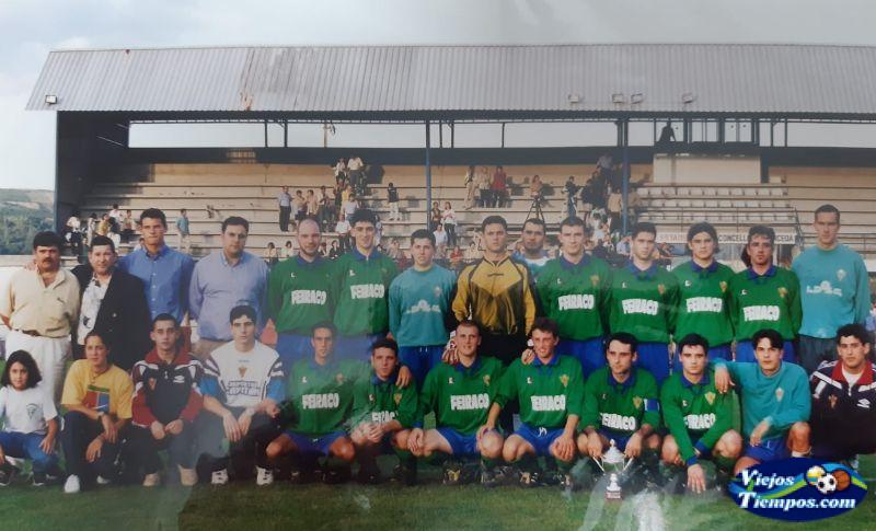 Sociedad Deportiva Club Ordenes. 1999 - 2000