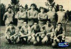 Club Órdenes. 1958 - 1959