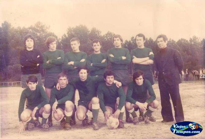 Club Órdenes. 1975 - 1976