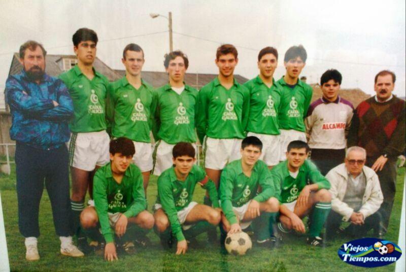 Selección Ferrolana 1991 - 1992