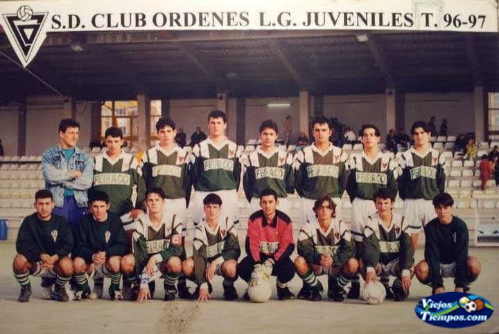 Sociedad Deportiva Club Ordenes. 1996 - 1997