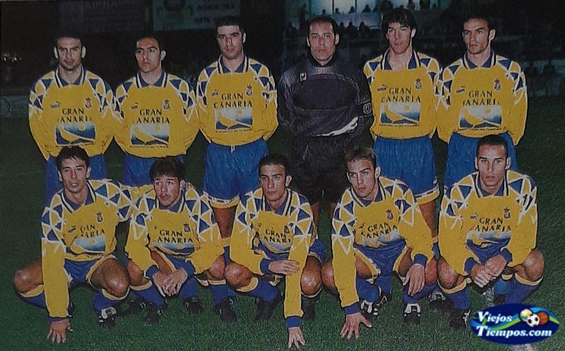 Unión Deportiva Las Palmas. 1995 - 1996