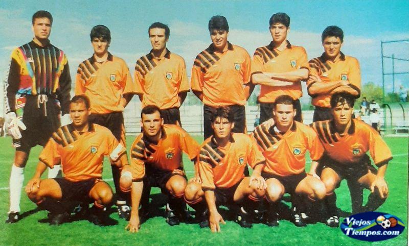 Club Deportivo Corralejo. 1995 - 1996
