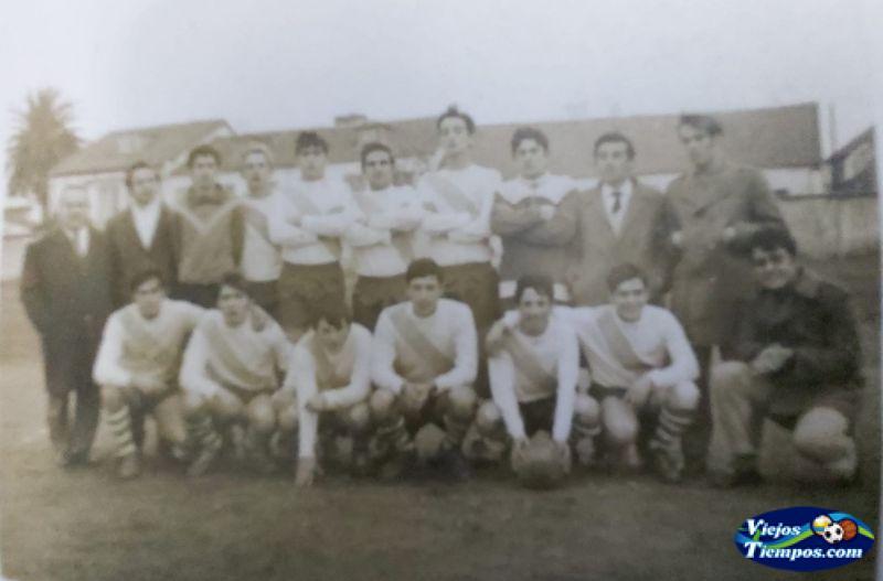 Sociedad Cultural Deportiva Recreativa Galicia de Caranza. 1968 - 1969