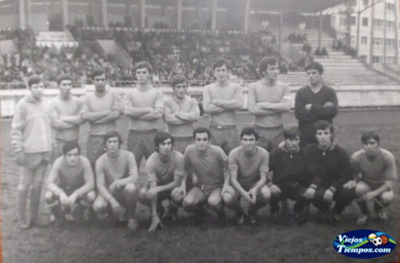 Selección Ferrolana. 1969 - 1970