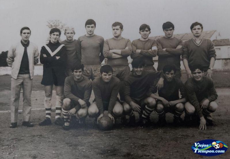 Sociedad Cultural Deportiva Recreativa Galicia de Caranza. 1969 - 1970