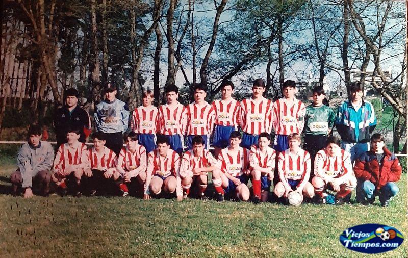 Centro Cultural Deportivo Cerceda. 1995 - 1996