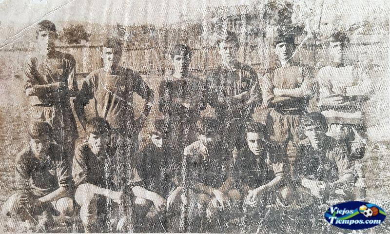 Peiro Club de Fútbol. 1968 - 1969