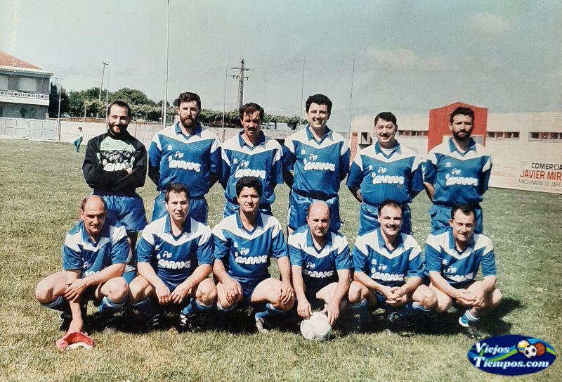 Unión Deportiva Carral. 2002 - 2003