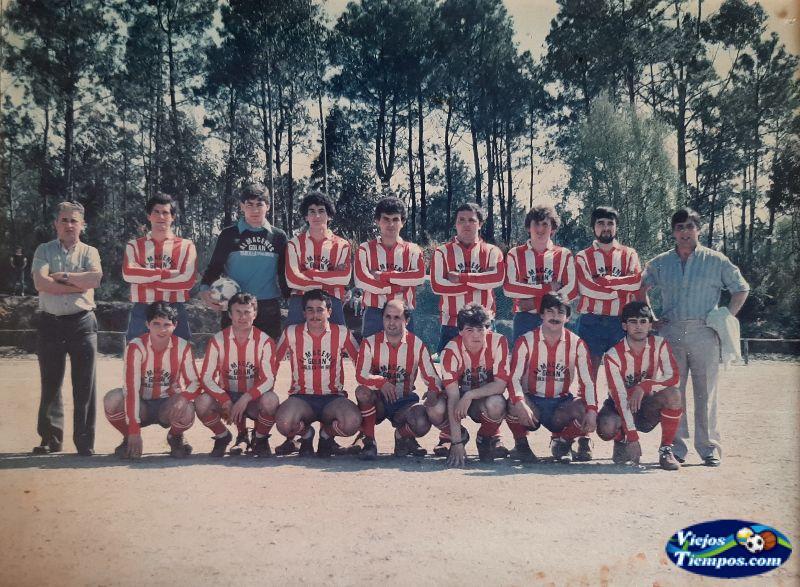 Centro Cultural Deportivo Cerceda. 1985 - 1986