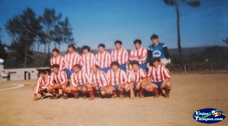 Centro Cultural Deportivo Cerceda. 1988 - 1989