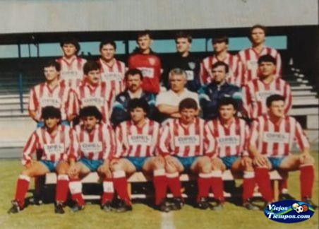 Centro Cultural Deportivo Cerceda. 1990 - 1991