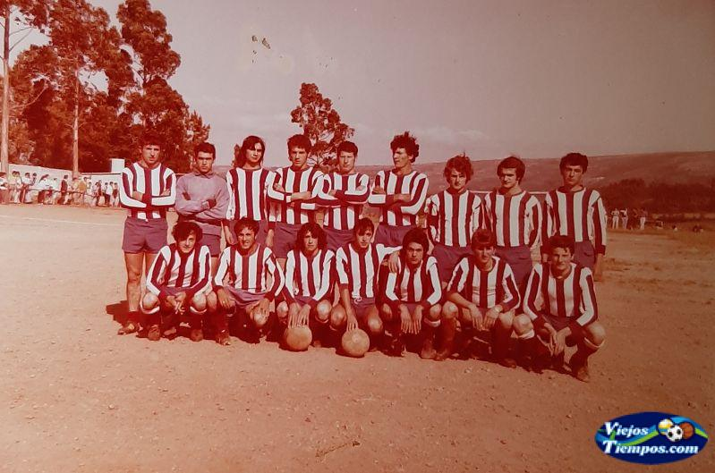 El Cerceda. 1976 - 1977