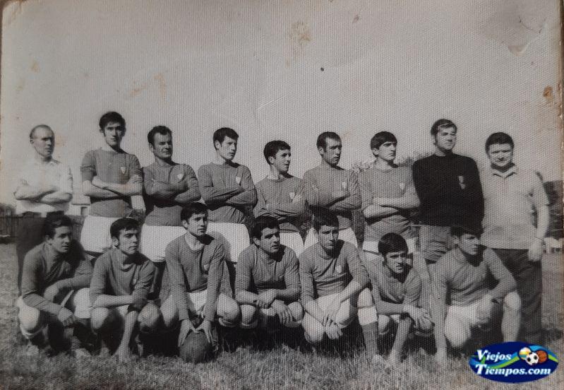 Peiro Club de Fútbol. 1967 - 1968
