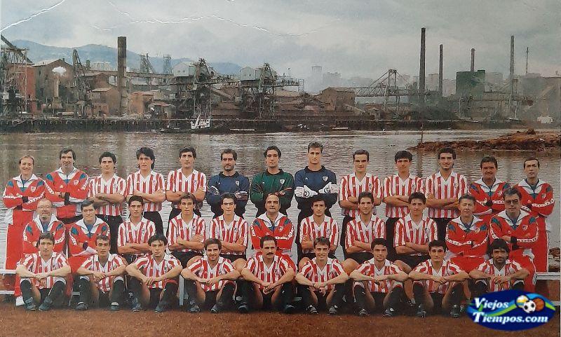 Athletic Club. 1991 - 1992