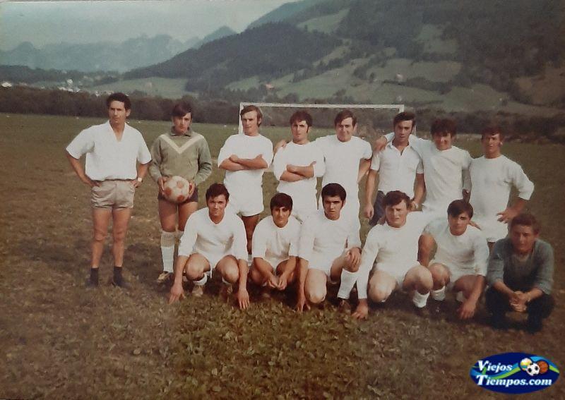 El Centro Español. 1972 - 1973