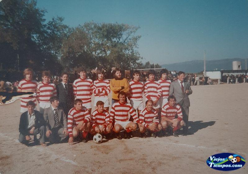 Centro Cultural Deportivo Cerceda. 1984 - 1985