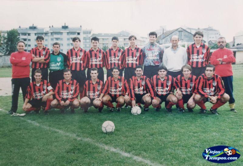 Sociedad Recreativa Deportiva San Pablo. 1997 - 1998
