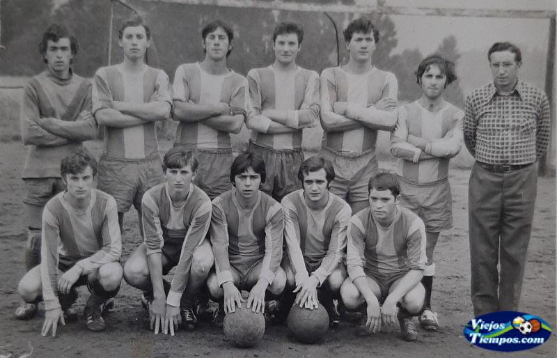 Cerceda Club de Fútbol. 1977 - 1978