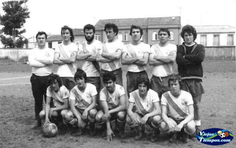 Sociedad Cultural Deportiva Recreativa Galicia de Caranza. 1978 - 1979