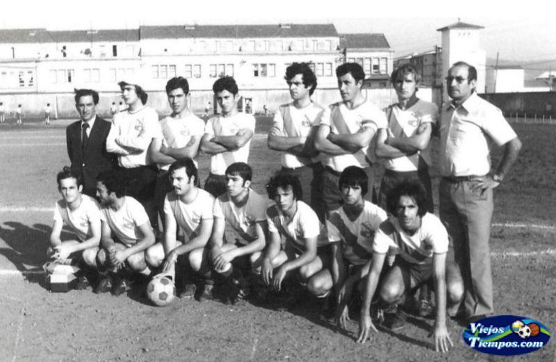Sociedad Cultural Deportiva Recreativa Galicia de Caranza. 1976 - 1977