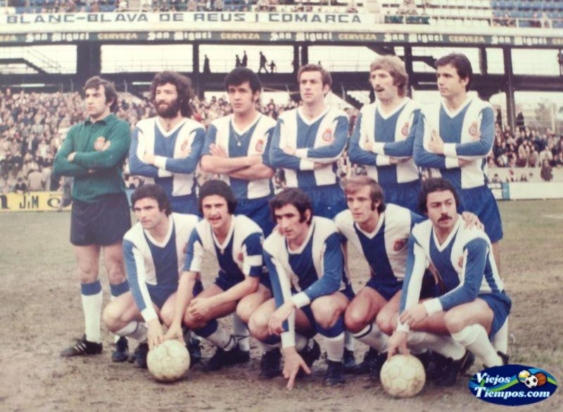Real Club Deportivo Español. 1975 - 1976