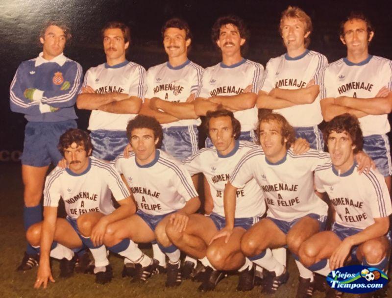 Real Club Deportivo Español. 1978 - 1979