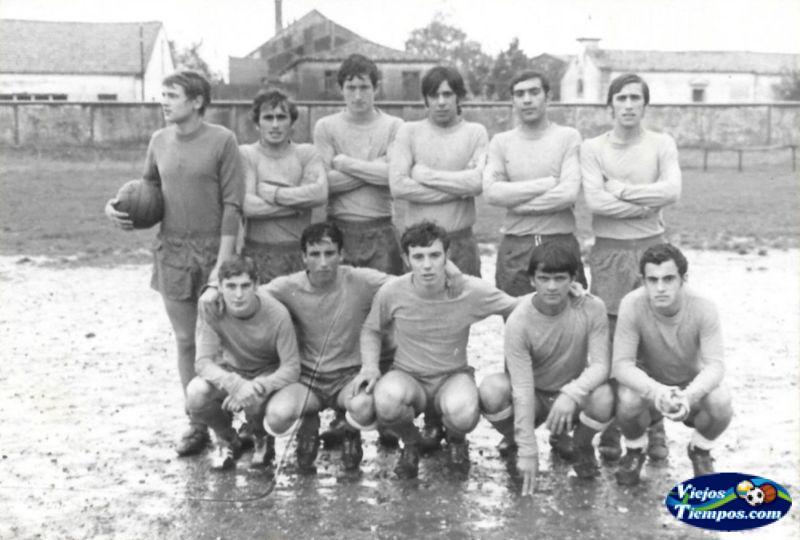 Preseleccion Ferrolana 1969 - 1970