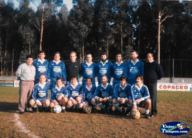 Lago Club de Fútbol. 1986 - 1987
