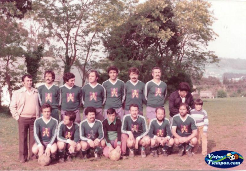 Lago Club de Fútbol. 1983 - 1984