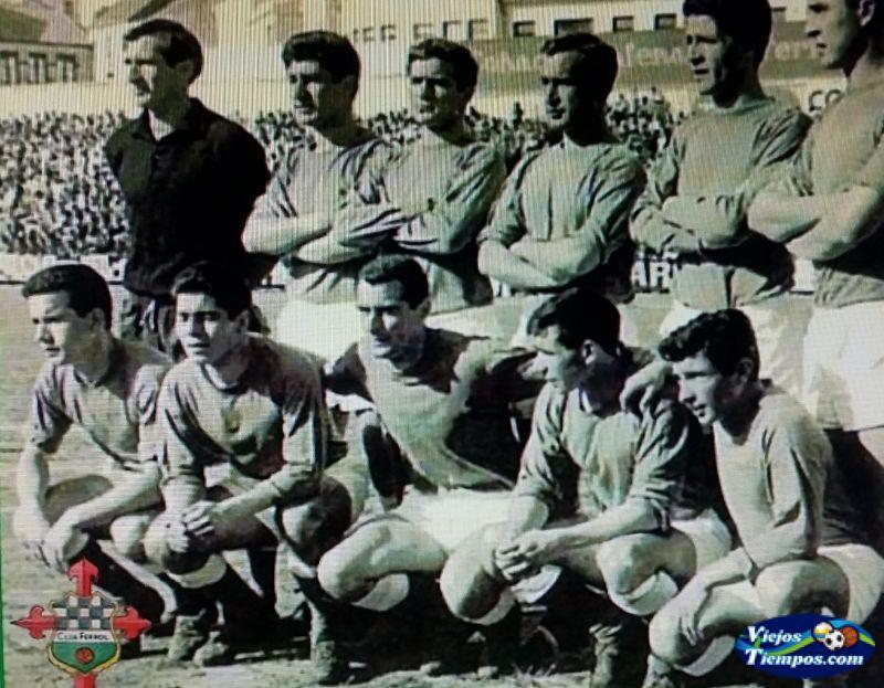 Club Ferrol 1965 - 1966