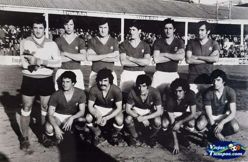 Racing Club de Ferrol. 1976 - 1977