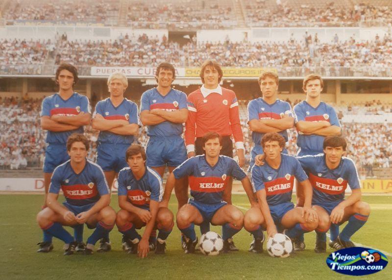 Elche Club de Fútbol. 1983 - 1984
