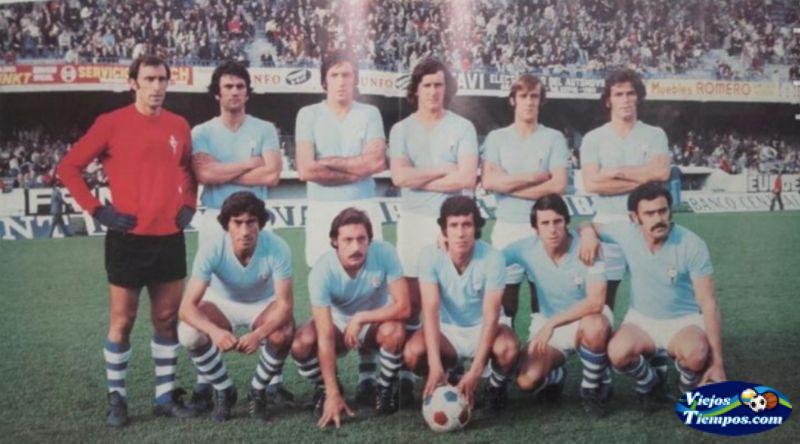 Real Club Celta de Vigo 1974 - 1975