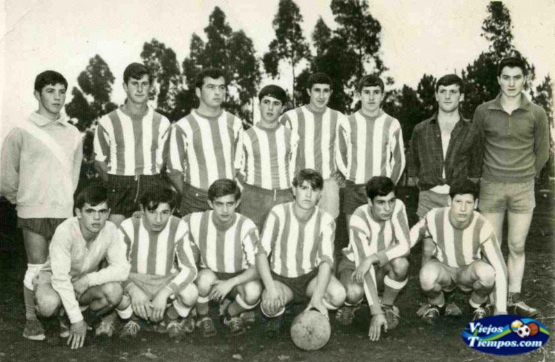 Club de Fútbol Cerceda. 1968 - 1969