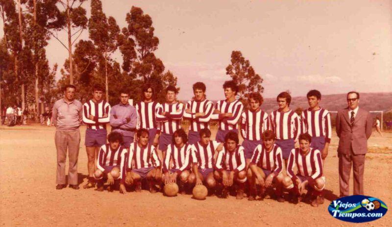 Cerceda Club de Fútbol. 1974 - 1975