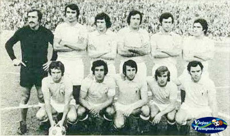 Real Club Celta de Vigo. 1974 - 1975