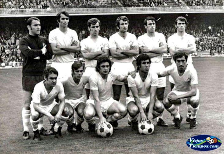 Real Club Celta de Vigo. 1972 - 1973